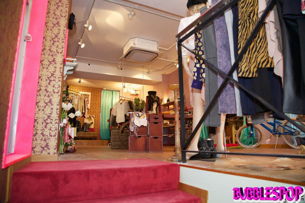5f83b54e7ef Bubbles  Vintage Fashion Boutique in Harajuku – BubblesPop