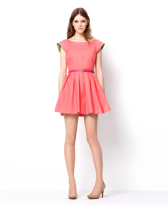 Sales 2011: The Best Dresses for Purchase in Zara for The Spring-Summer 2011