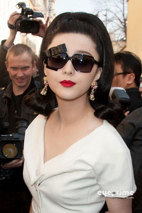 Www Bing Com25 30: Fan Bing Bing: International Fashion Icon
