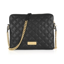 Book Cover Marc Jacobs Quilted Leather iPad Case, $495